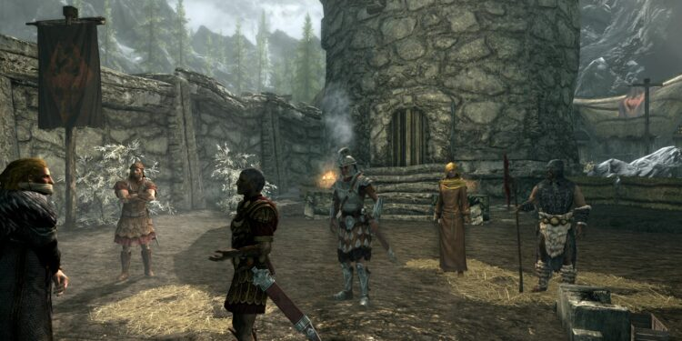 What's new in Skyrim