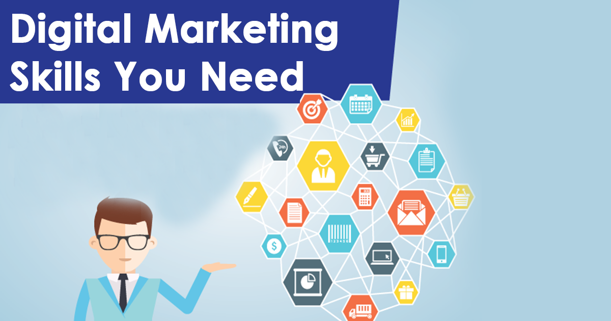 Skills Required For Digital Marketing