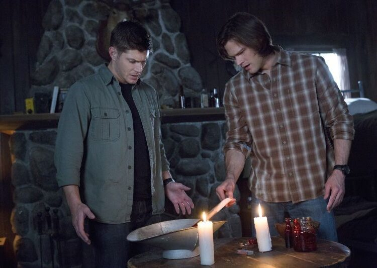 Supernatural S 7