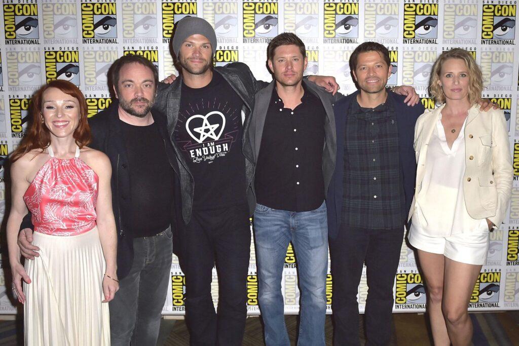 cast of supernatural
