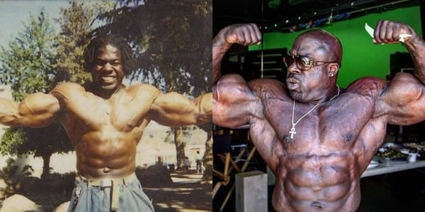 how old is kali muscle